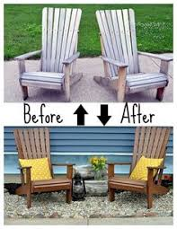 How To Paint An Adirondack Chair Wanting To Paint Adirondack Chairs With Stencils Outdoor Living