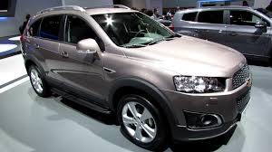 chevrolet captiva interior 2014 chevrolet captiva ltz awd diesel exterior and interior