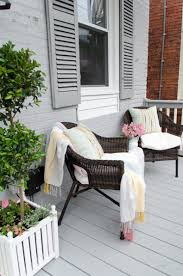 how to transform a porch with paint
