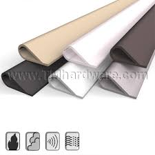 high quality self adhesive perimeter gasket for door and windows