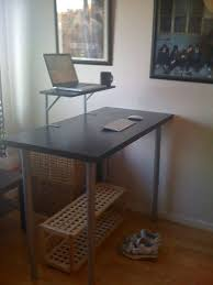 how to build a standing desk quora