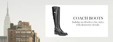 womens boots at macys coach boots shop coach boots macy s