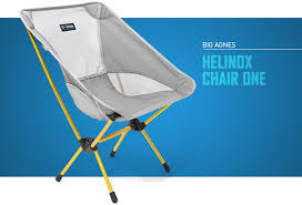 Helinox Chairs The 10 Best Camping Chairs In 2017 Cool Of The Wild
