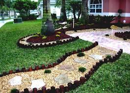rock landscape edging ideas terrace rock landscaping ideas