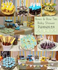 bow tie themed baby shower bows bow ties shower the food craftivity designs