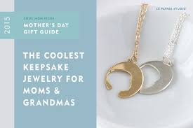 mothers day jewelry 2015 s day gift guide the coolest keepsake jewelry