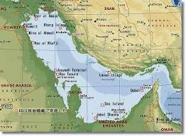 middle east map gulf of oman oman and iran discuss joint ventures in gulf free zones