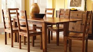 Solid Oak Dining Room Sets   terrific solid oak dining room sets table coredesign interiors 9