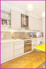 kitchen ideas with white cabinets and stainless steel appliances rue courty by photographe appartement homedecorish co