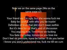 noah feel better noah to the women lyrics