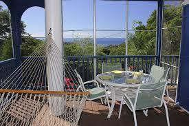 rosebay villa great cruz bay st john us virgin islands