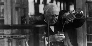 how did thomas edison invent the light bulb thomas edison light bulb publicity stunt business insider light