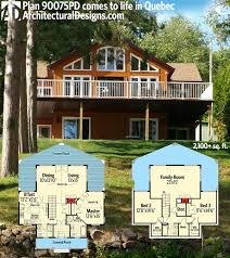 markham craftsman house plan 2222 sq ft 3 beds 2 5 bath 50 u0027w x