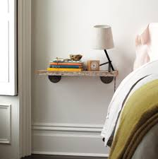 bedside wall mounted reading lamps bedroom design fresh wall mounted bedside table floating table