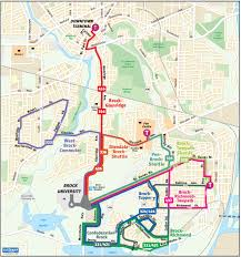 Gold Line Map Weekday Map U2013 St Catharines Transit Commission