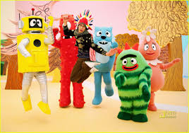 Yo Gabba Gabba Images by Andy Samberg Yo Gabba Gabba Photo 2255101 Andy Samberg