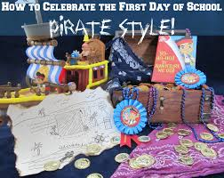 how to celebrate the first day of pirate style with cards