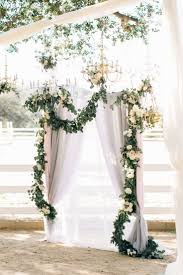 wedding backdrop flowers 30 best floral wedding altars arches decorating ideas stylish