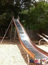 Best Backyard Play Structures Best 25 Playground Slide Ideas On Pinterest Playground Ideas