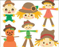 thanksgiving scarecrow clipart explore pictures