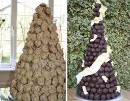 wedding croquembouche the french wedding cake