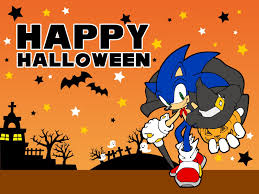 picture of happy halloween sonic the hedgehog this is halloween youtube
