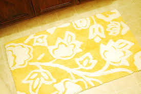 Yellow Bathroom Rugs Awesome Bathroom Yellow Bathroom Rugs With Home Design Apps