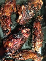 grill thanksgiving turkey grilled turkey wings eatdrinkadventure