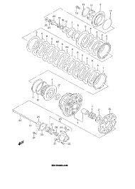 1997 suzuki bandit 1200s gsf1200s clutch parts best oem clutch