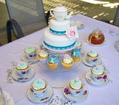tea party cake and cupcakes this was a cake that i made fo u2026 flickr