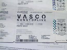 vasco bologna biglietti biglietti vasco torino prato gold piemonte
