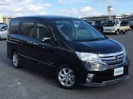 nissan highway star 2012 nissan serena highway star s hybrid used car for sale at