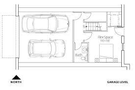 download size of a 2 car garage garden design