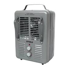 desk space heater under desk heater shop electric space heaters at utility fan