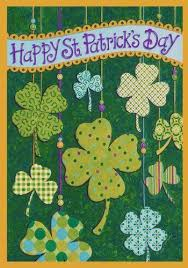 Custom Decor Garden Flags 43 Best St Patrick Day Garden Flag Images On Pinterest Garden