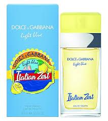 cheapest price for light blue perfume light blue italian zest perfume for women by dolce gabbana 2018