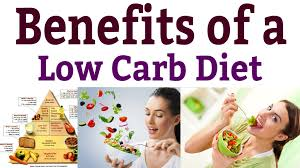 benefits of a low carb diet youtube