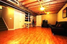 Basement Laminate Flooring Basement Laminate Flooring Image Of Basement Flooring Options