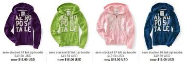 aeropostale up to 70 off clearance jeans from 14 hoodies from
