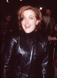 Gillian Anderson Latex - the mighty 1998