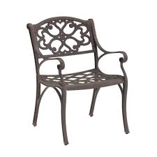 6 Person Patio Dining Set - home styles biscayne black patio dining chair 2 pack 5554 802