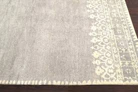 lovely white and gray area rug u2013 classof co