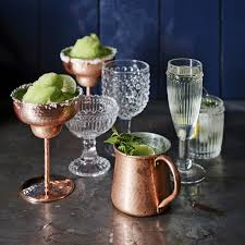 halloween goblets hammered copper margarita glasses so that u0027s cool