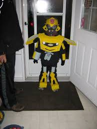 Coolest Transforming Bumblebee Transformer Costume Transformer 25 Transformer Halloween Ideas