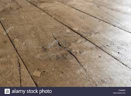 oak floorboards in the brown room at tredegar house newport