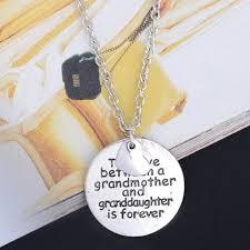 grandmother and granddaughter necklaces the between and granddaughter bestdiscountsnow