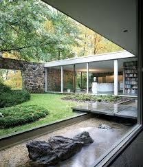 homes with interior courtyards arquitectura killerhouses marcel breuer s hooper house ii in