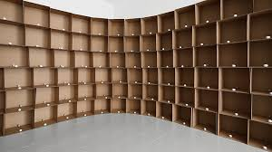 Cardboard Room Dividers by The Countdown Grows Shorter Sensuousamberville
