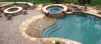 Pool Ideas For Backyard Charlotte Custom Swimming Pool Design Charlotte Custom Swimming Pool