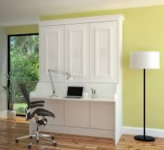 Murphy Bed Price Range 2 199 99 Gabriella Full Murphy Bed With Desk White D2d